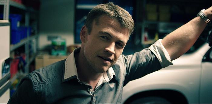 Luke Hemsworth as Detective Jason Pearson in The Reckoning.