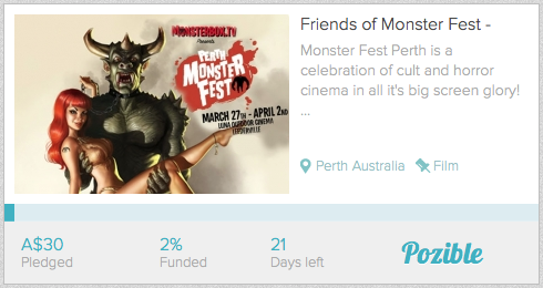 Friends of Monster Fest