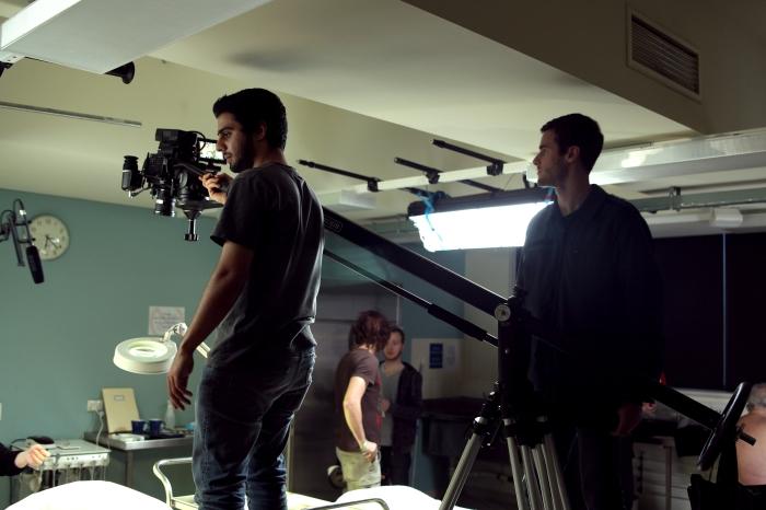 cinematographer - naveed farro & 1st AC - Jordan Eden