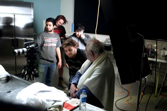 Director - Jake Shannon & Actor - Phillip MacKenzie