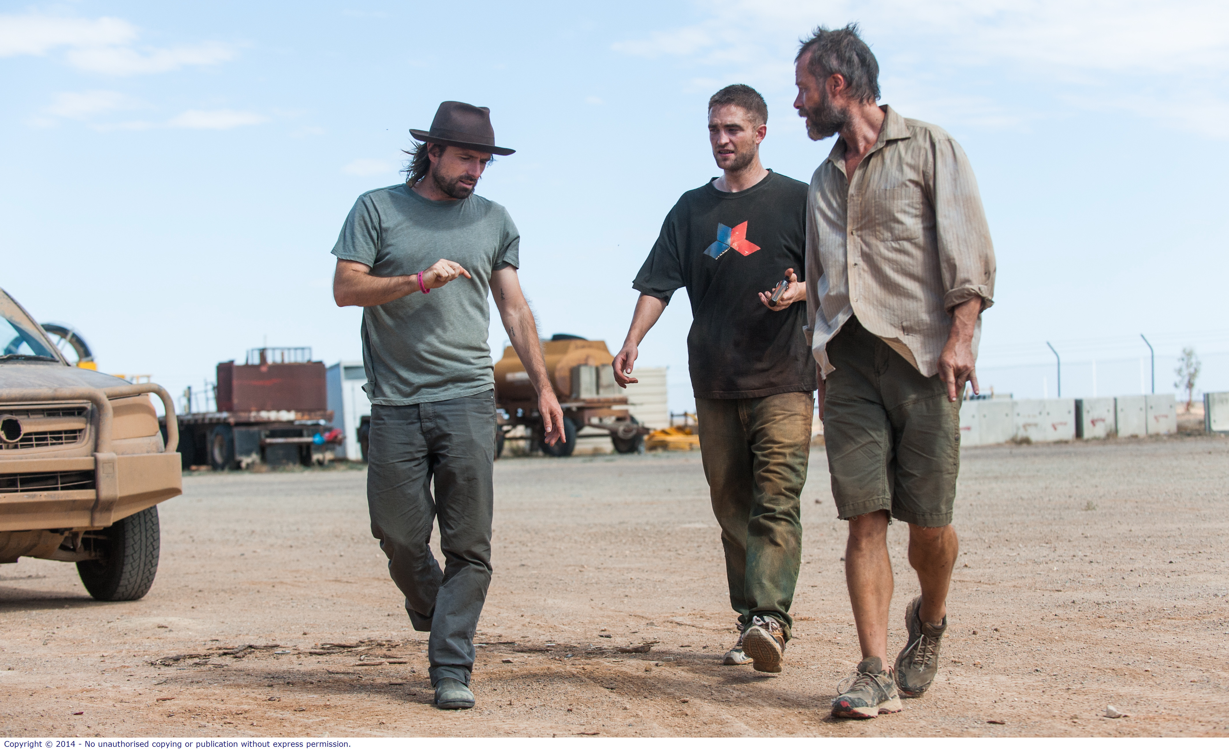 the rover movie download
