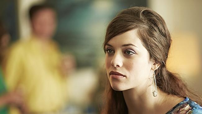 Jessica De Gouw in Tony Ayres' Cut Snake.