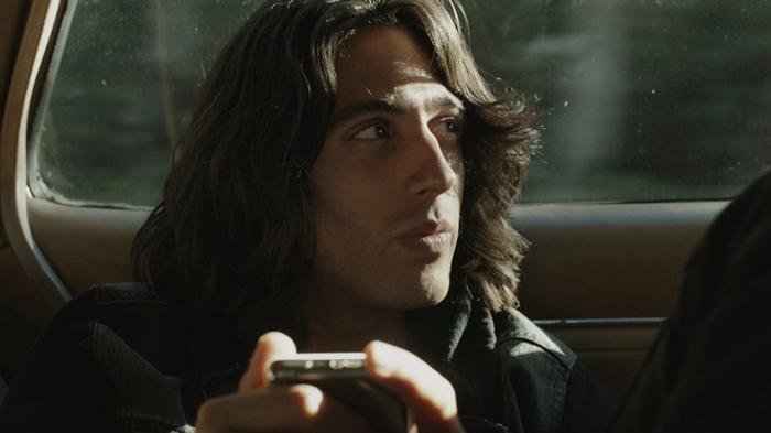 Mik (Miles Szanto) in a scene from TEENAGE KICKS, directed by Craig Boreham