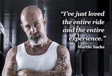 Martin Sacks Featured