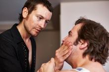 Leigh Whannell (GAVIN), Angus Sampson (RAY)
