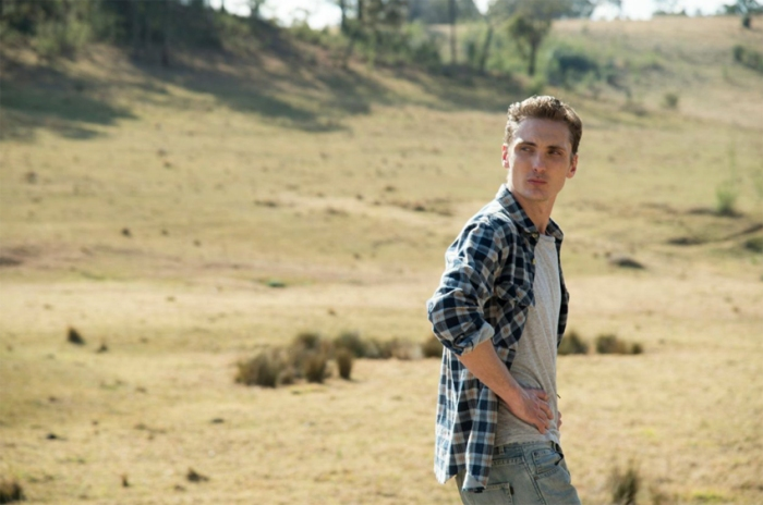Eamon Farren as Dean in Love is Now.