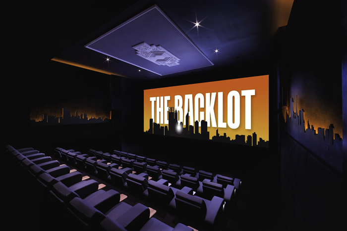 The Backlot