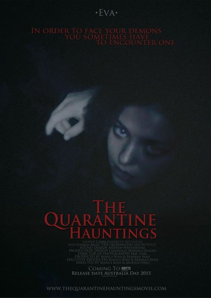The Quarantine Hauntings 1
