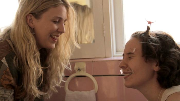 Pretty Good Friends - Rain Fuller & Jenni Townsend