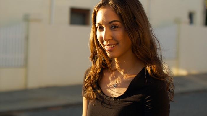 Tanya Jade in The Meet Cute 2. Photo by James Pontifex