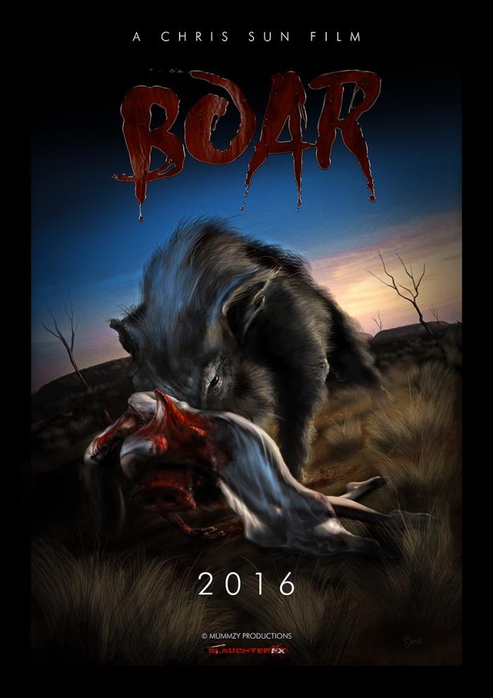 Boar Cinema Australia