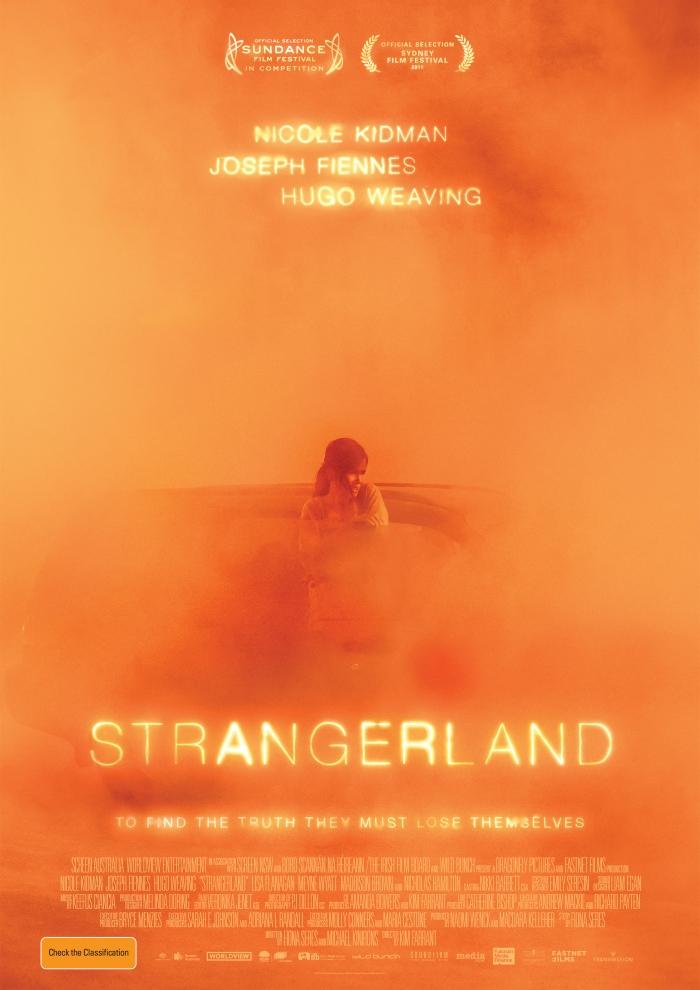 Strangerland Poster Cinema Australia