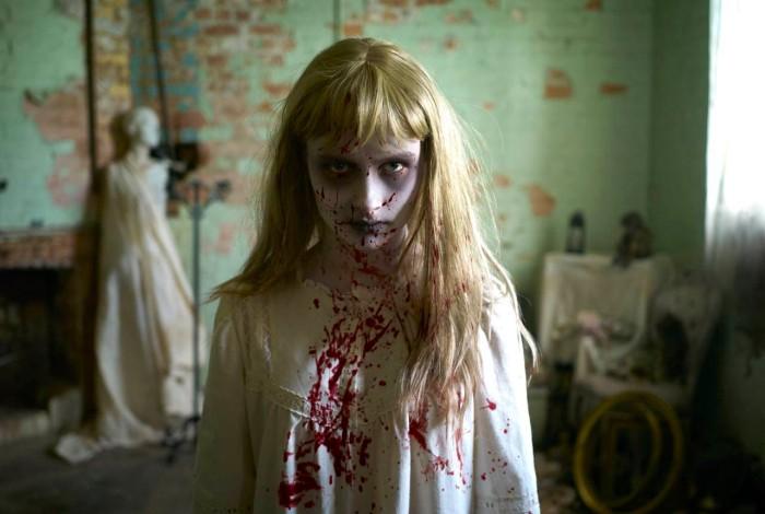 Olivia DeJonge Scare Campaign Cinema Australia