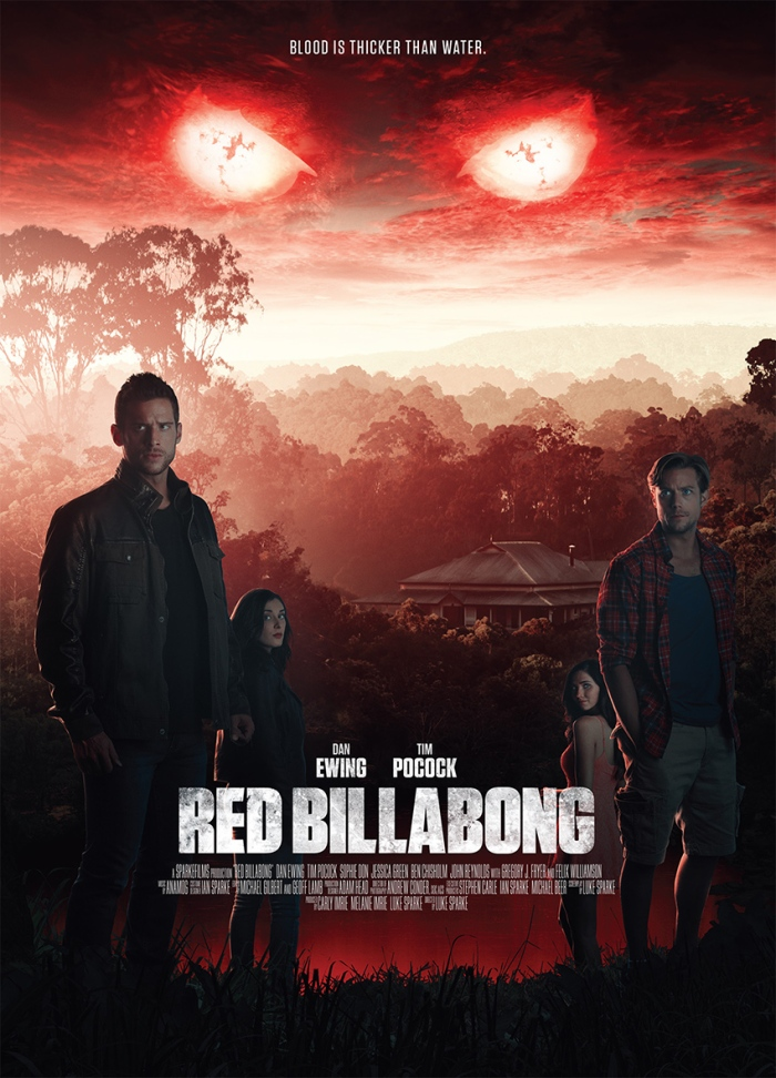 Red Billabong Cinema Australia