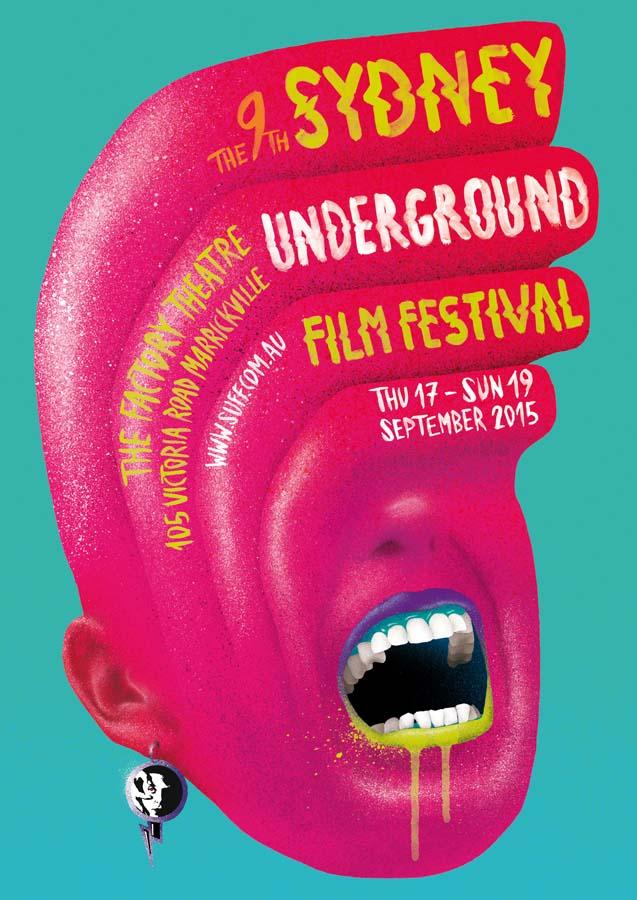 Sydney Underground Film Festival Cinema Australia