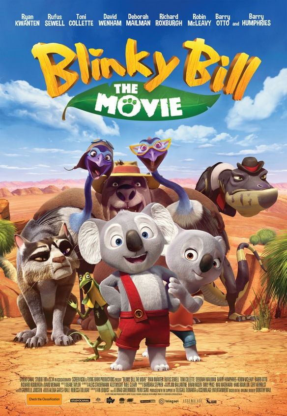 Download film Blinky : Bill the Movie (2015) + Subtitle Indonesia