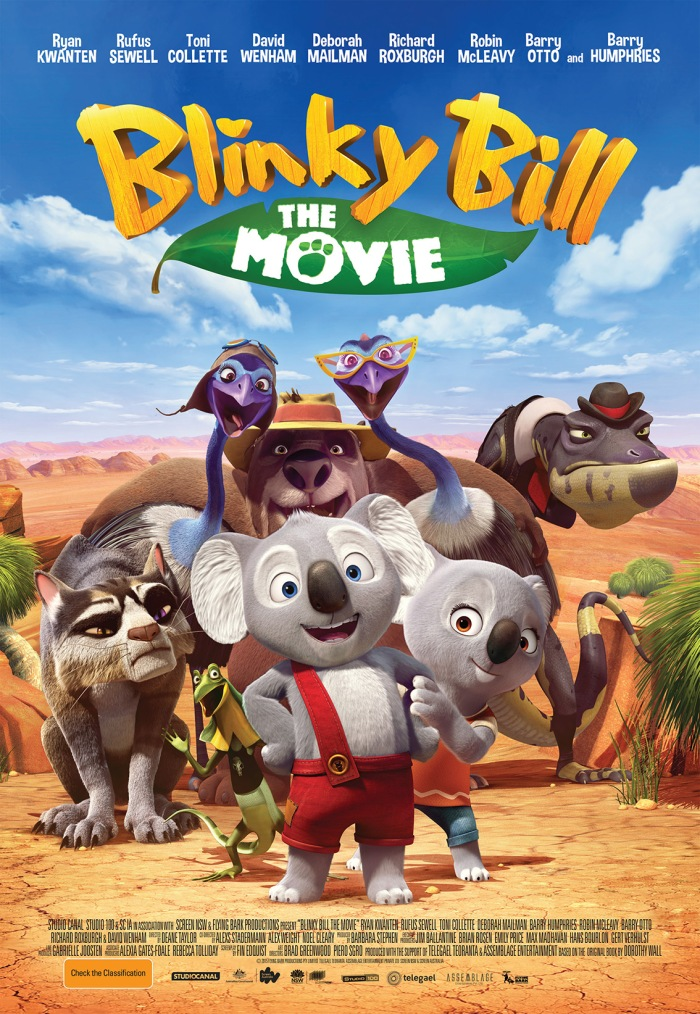 Blinky Bill Cinema Australia