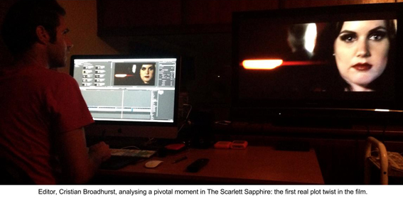 The Scarlett Sapphire Article