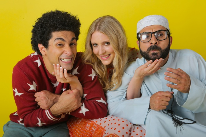 Two Refugees and a Blonde Cinema Australia