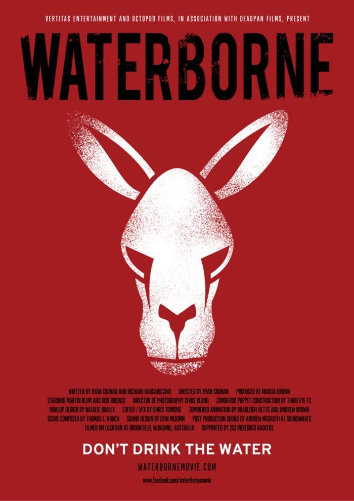 Waterborne Poster Cinema Australia