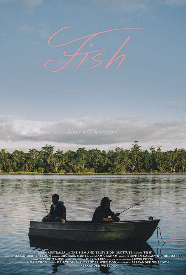 Fish Cinema Australia Poster