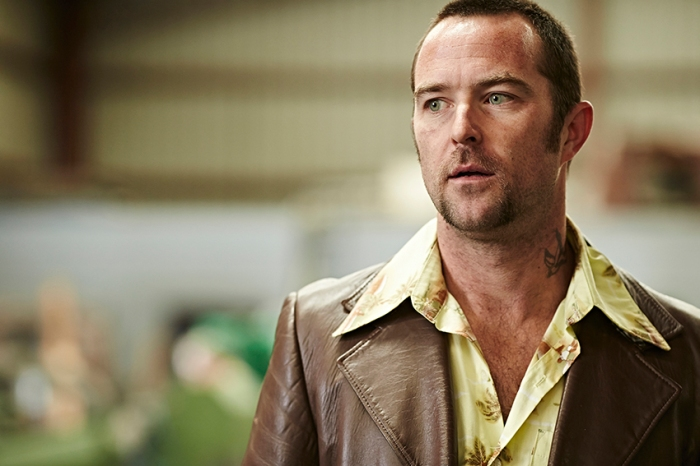 Pommie (Sullivan Stapleton) in a scene from CUT SNAKE, directed by Tony Ayres. In cinemas September 24, 2015. An Entertainment One Films release. For more information contact Claire Fromm: cfromm@entonegroup.com