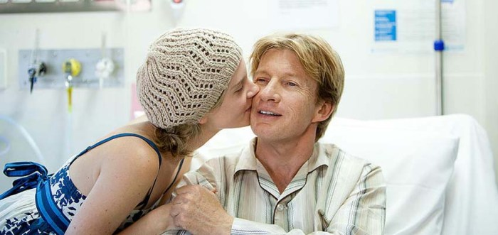 Hannah Fredericksen and David Wenham play daughter and father in Paul Cox's Force of Destiny.