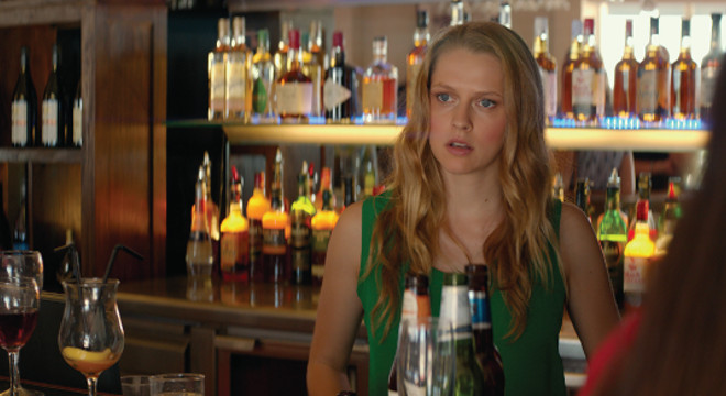 Teresa Palmer in Kriv Stenders' Kill Me Three Times.