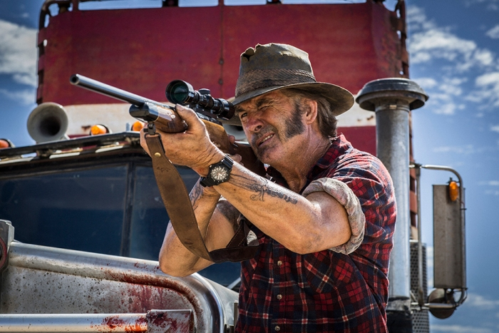 John Jarratt will star in the Wolf Creek TV series.