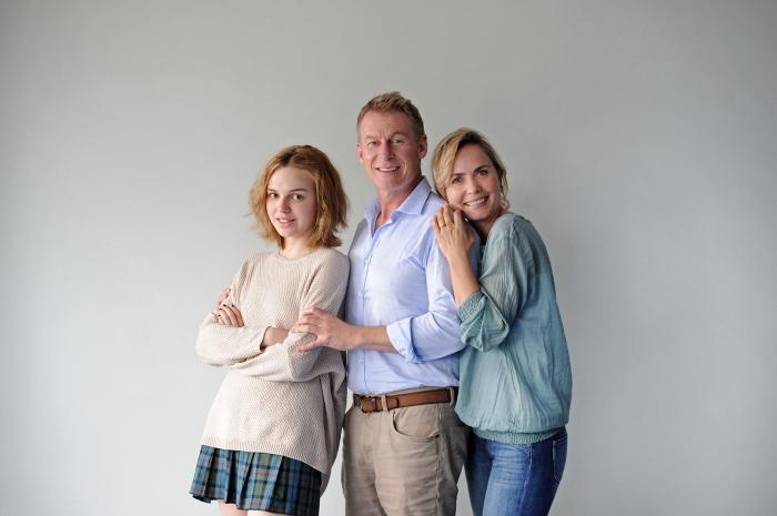Odessa Young (Grace), Richard Roxburgh (Dan), Radha Mitchell (Denise).