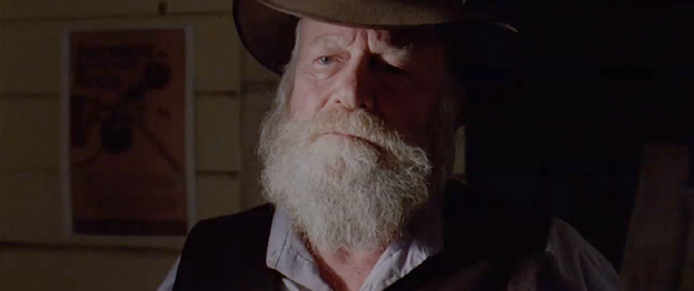 Jack Thompson as Bill Williams, the telegram man