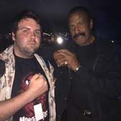 Simon Harcourt (and Fred Williamson)