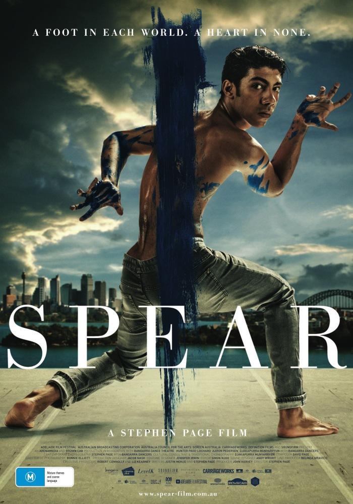 SPEAR_Poster