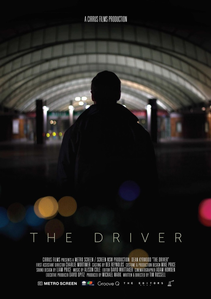 The Driver Cinema Australia Poster