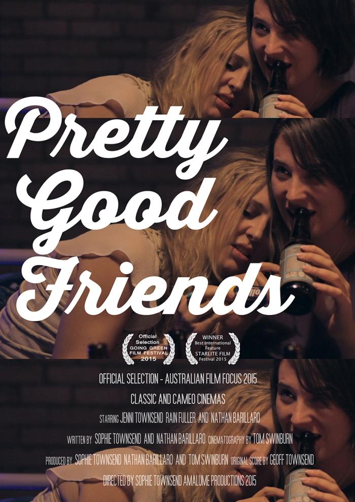 Pretty Good Friends Cinema Australia