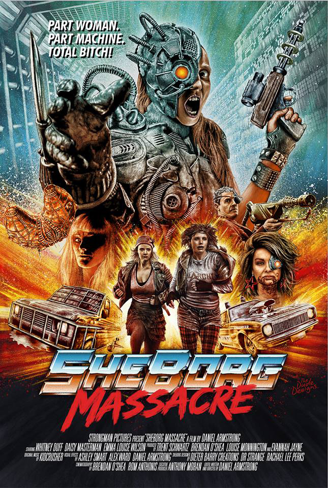 Cinema Australia Sheborg Massacre