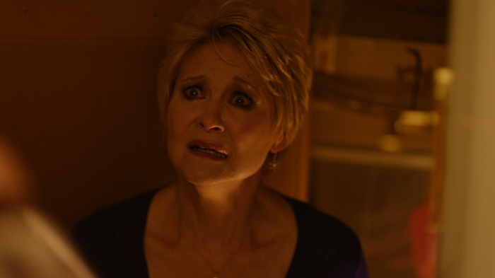 Dee Wallace as Diane in Craig Anderson's Red Christmas. (Photo by Douglas Burdorff)