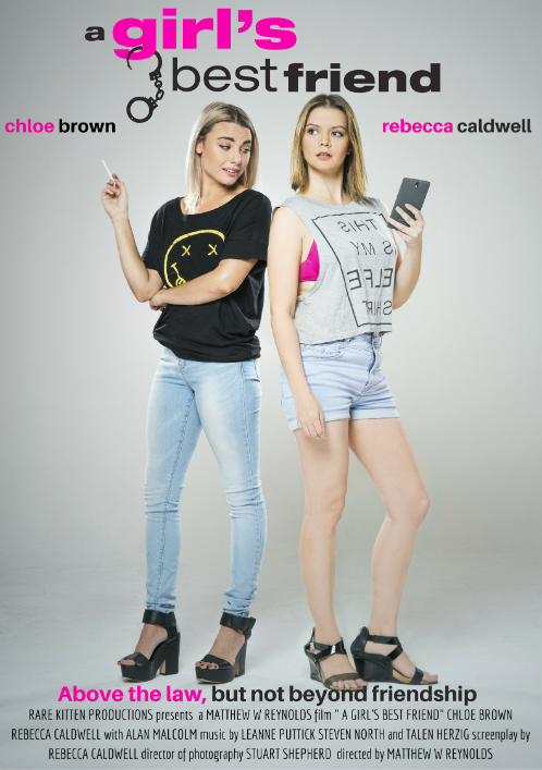 A Girls Best Friend Cinema Australia Poster