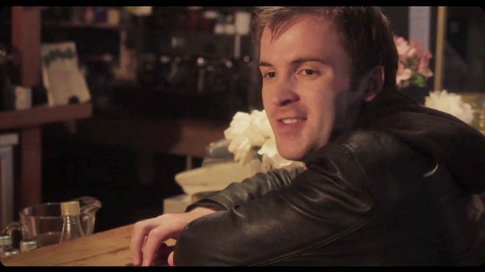 Elliot Travers as Brian in Godplex.