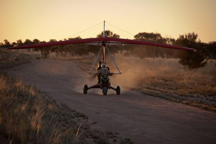 Motorkite Dreaming Cinema Australia