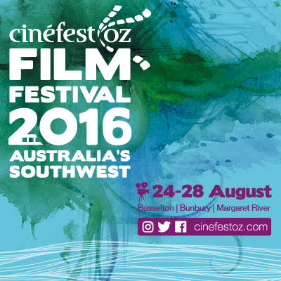 Cinema Australia CinefestOZ ADVERT