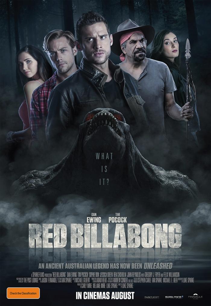 Red Billabong Cinema Australia