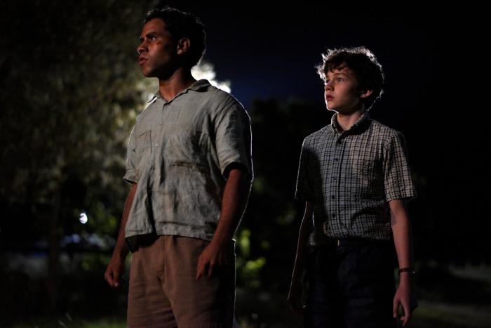JASPER JONES Aaron McGrath (L) And Levi Miller (R)