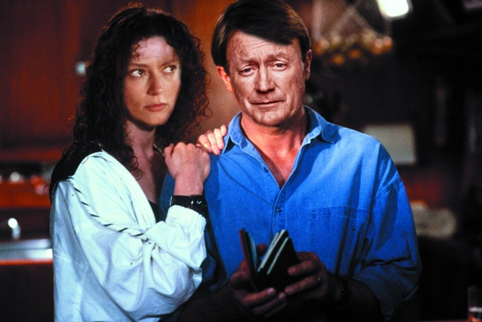 Husband and wife Bryan Brown and Rachel Ward where approached for the roles of Rae and John.