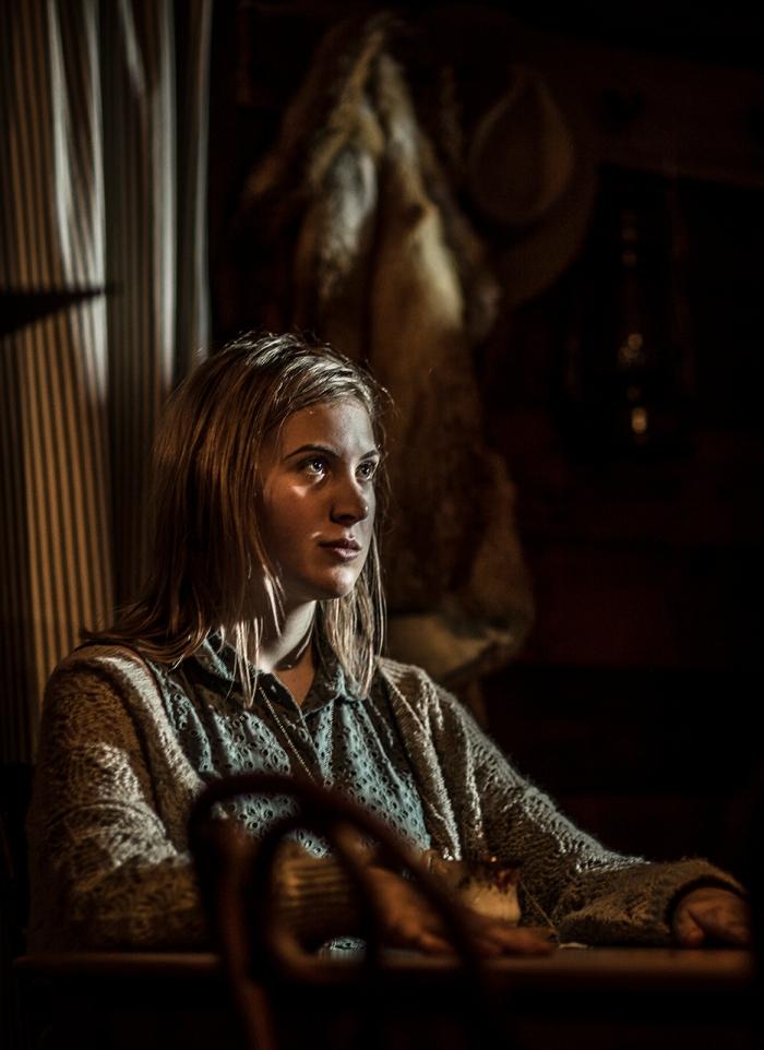 Taya Calder-Mason in Beast No More. Photo by Dan Berghofer.
