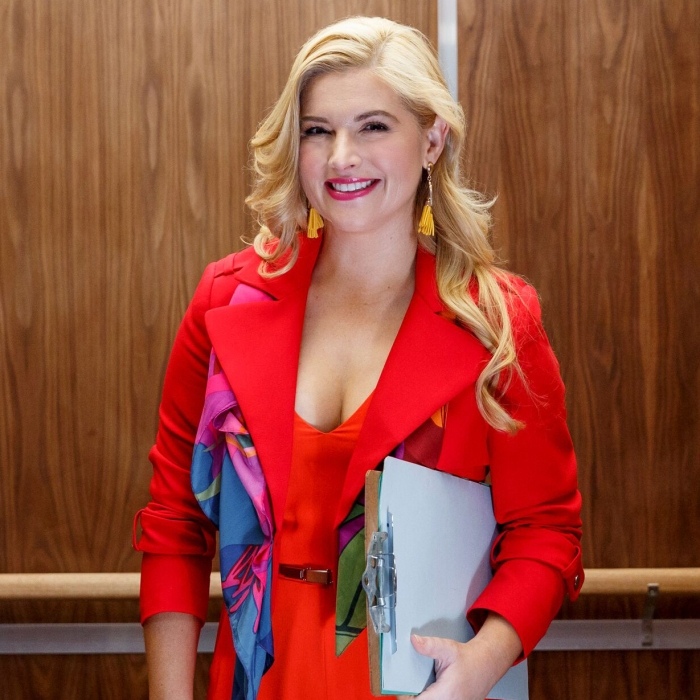 TV Premiere Announced For Lucy Durack's Lift! See The