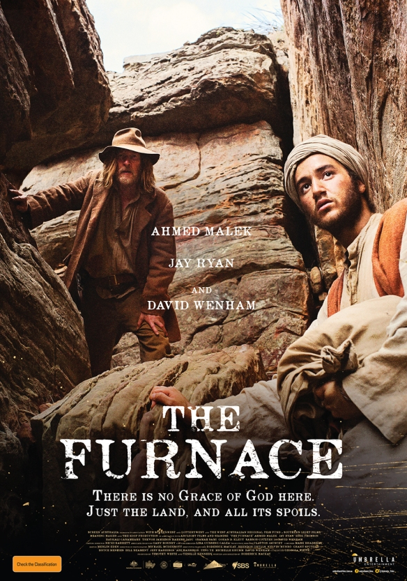 Release date and trailer revealed for Roderick MacKay's The Furnace    Cinema Australia